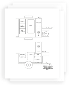 hot dog cart plans pdf