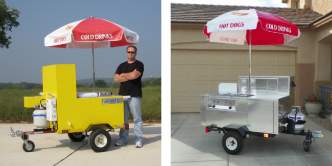 Image result for Make It Your Own food cart